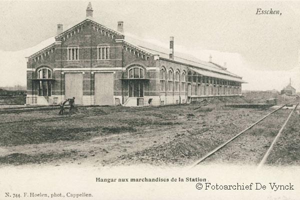 station essen belgie